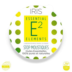 E2 Essential Elements Mosquitoes Box Til Iris-Diffuser 3 Kapsler - Hvornum