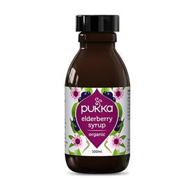 Pukka Elderberry Syrup 120 ml