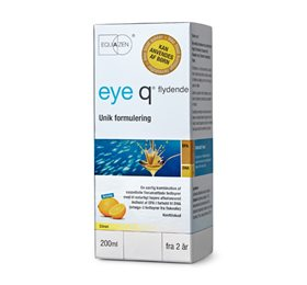 Eye Q Flydende mikstur 200 ml
