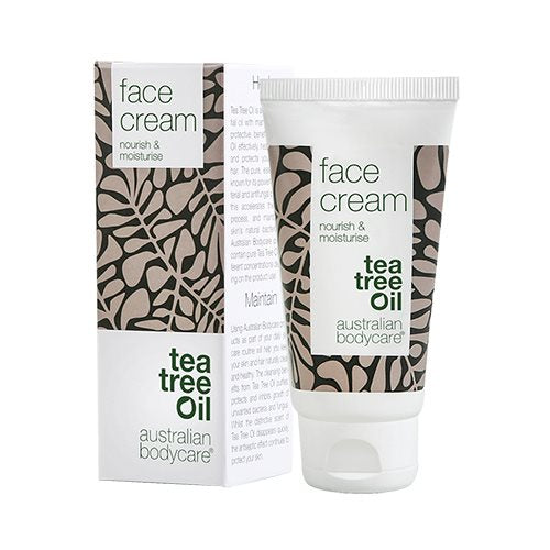 Australian Bodycare Face Cream - Nourish & Moisturise 50 ml - Hvornum
