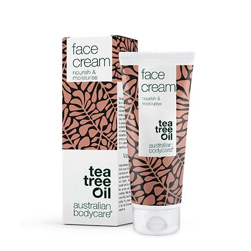 Australian Bodycare Face Cream - Vegan 100 ml - Hvornum