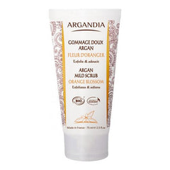 Argandia Face Scrub orange Blossom 75 ml - Hvornum