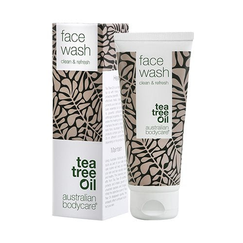 Australien Bodycare Face Wash - Clean & Refresh 100 ml