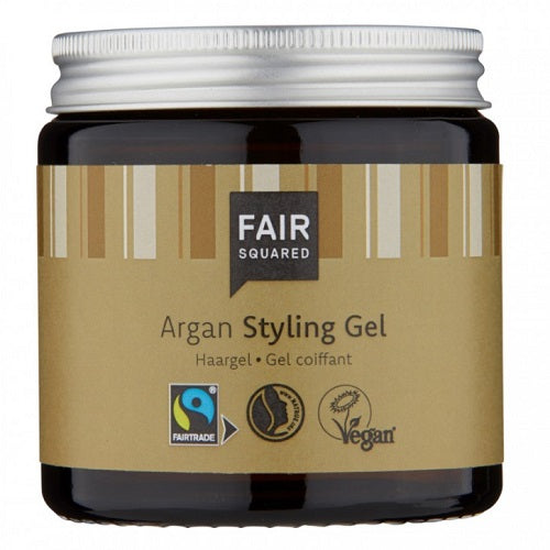 Fair Squared - Argan Styling Gel - Zero Waste 100 ml - Hvornum