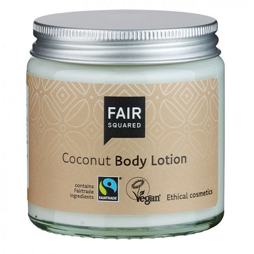 Fair Squared Coconut Body Lotion - Zero Wasre 50 ml