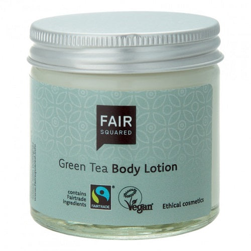 Fair Squared Green Tea Body Lotion - Zero Waste 50 ml