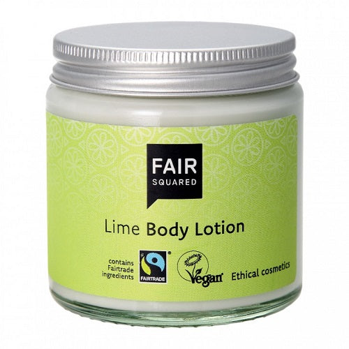 Fair Squared Lime Body Lotion - Zero Waste 50 ml