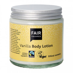 Fair Squared Body Lotion Vanilje 50 ml - Hvornum
