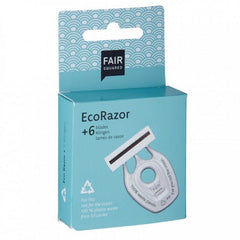 Fair Squared - Eco Razor Upcycling - Hvornum
