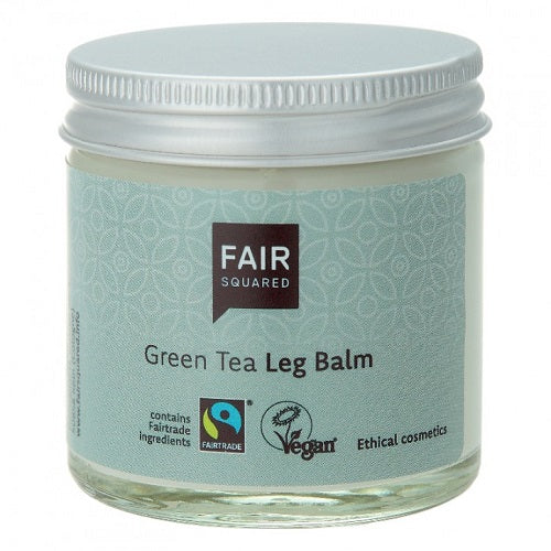 Fair Squared Green Tea Leg Balm - Zero Waste 50 ml