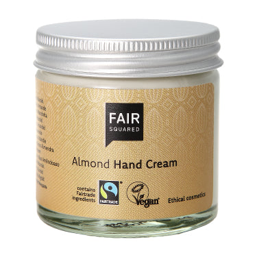 Fair Squared Mandelolie Håndcream 50 ml - Hvornum
