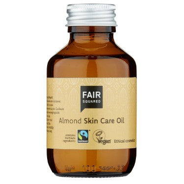 Fair Squared Almond Body oil - Zero Waste 100 ml