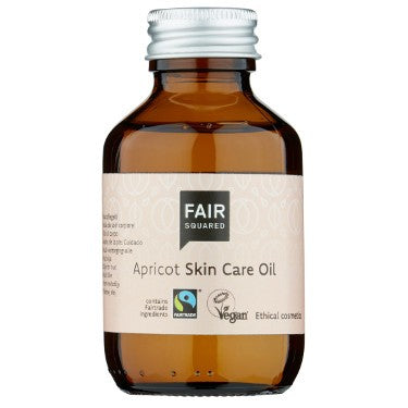 Fair Squared Apricot Body oil Apricot - Zero Waste 100 ml