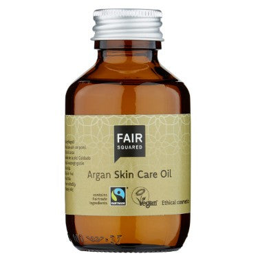 Fair Squared Argan Body oil - Zero Waste 100 ml