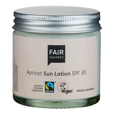 Fair Squares Apricor Sun Lotion SPF 30 50 ml