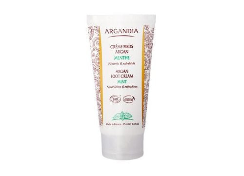 Argandia Fod creme Mint 75 ml