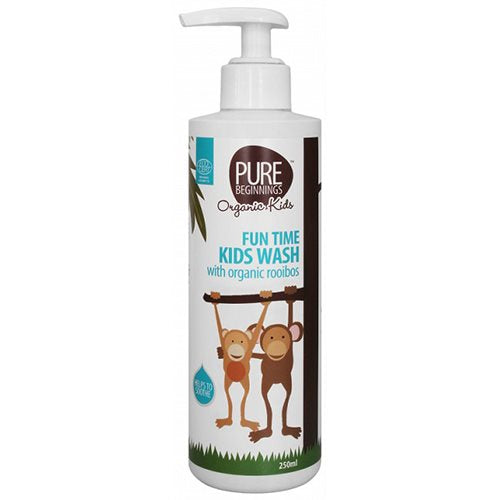 Pure Beginnings Bodyshampoo 250 ml