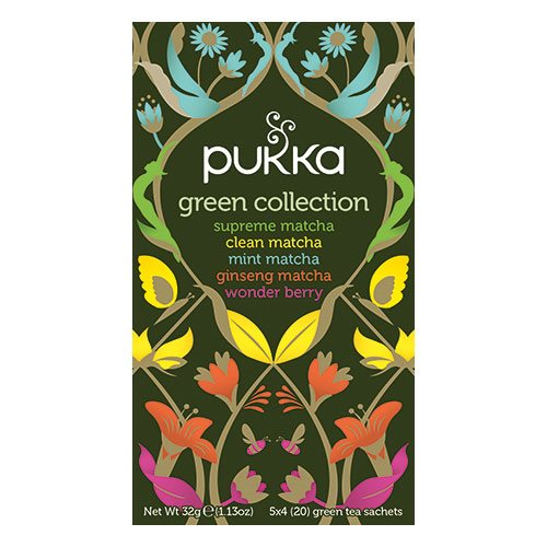 Pukka Green Collection 20 Breve