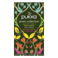 Pukka Green Collection 20 Breve - Hvornum