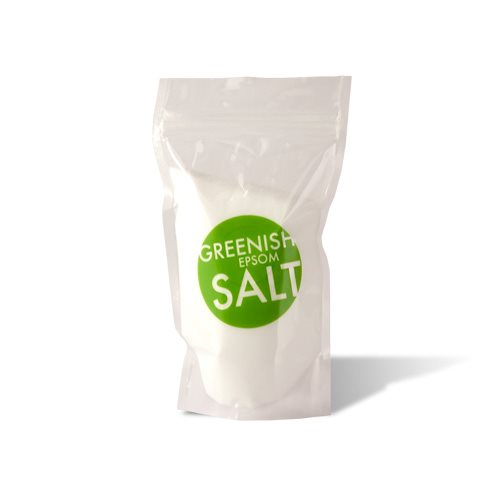 Greenish Epson salt 500 g - Hvornum