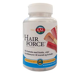 KAL Hair Force 60 Kapsler
