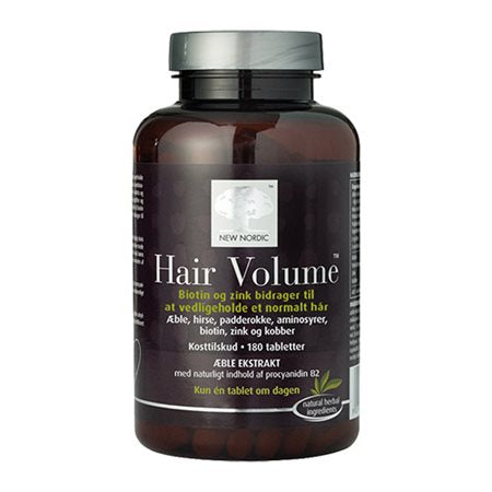 New Nordic Hair Volume 180 tabletter - Hvornum