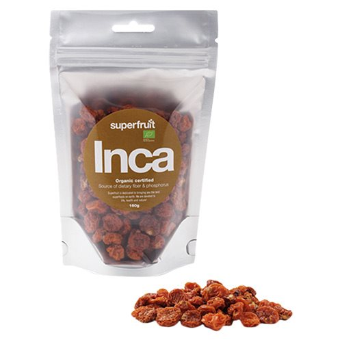 Superfruit Inca bær 160 g
