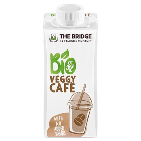 The Bridge Iskaffe 200 ml - Hvornum
