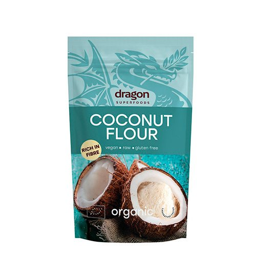 Dragon Superfoofs Kokosmel 200 g