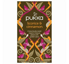 Pukka Licorice & Cinnamon 20 breve - Hvornum