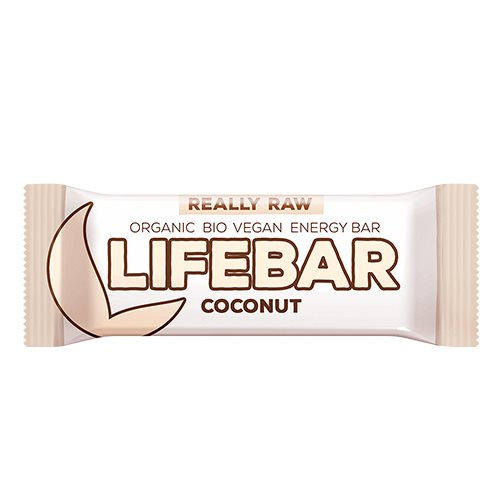 Lifebar Raw Kokos bar 47 g