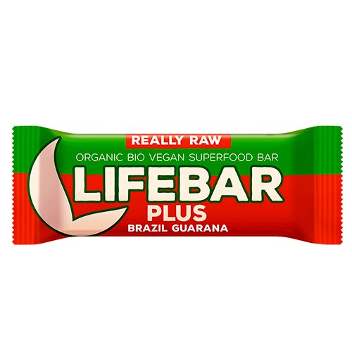Lifebar Raw Guarana & Paranød Plus 47 g
