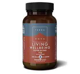 Terranova Living Wellbeing Super-blend 50 g