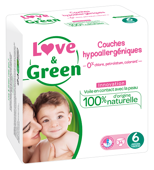 Love and Green Ekstra Large +15 kg