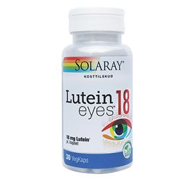 Solaray Lutein eyes 10 mg - 30 kap