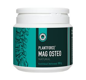 Plantforce Mag osteo neutral smag 180 g