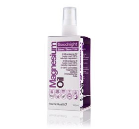 NordicHealth Magnesium spray Goodnight 100 ml