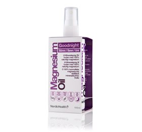 NordicHealth Magnesium spray Goodnight 100 ml - Hvornum
