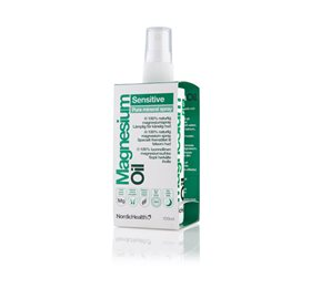 NordicHealth Magnesoum til sensitive 100 ml - Hvornum