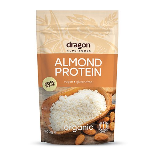 Dragon Superfoods Mandel Protein 200 g