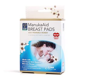 Manuka Health ManukaAid breast pads 1 stk