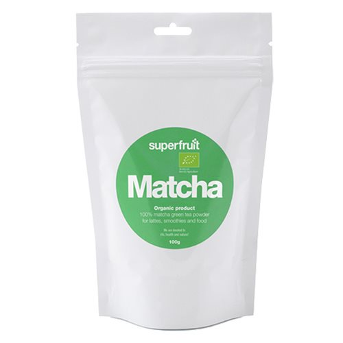 Superfruit Matcha Green Te 100 g