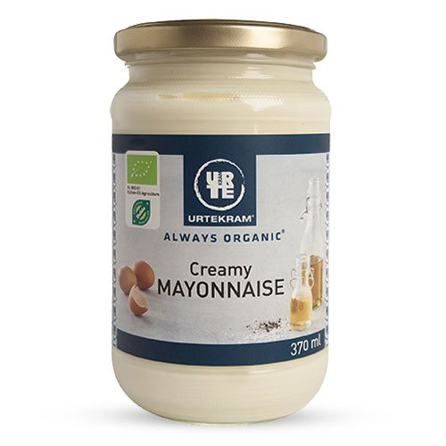 Urtekram Creamy Mayonnaise 370 ml