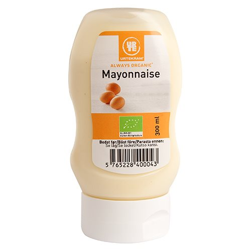 Urtekram Mayonnaise 300 ml