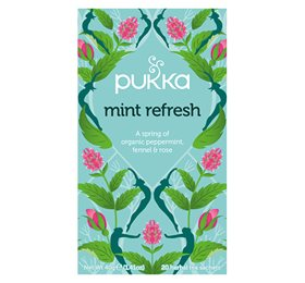 Pukka Mint Refresh 20 breve