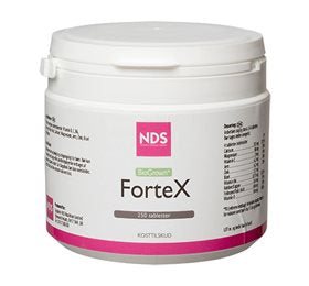 NDS ForteX 250 tabletter