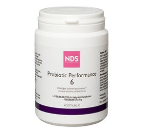 NDS Probiotic Performance 6  100g