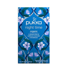 Pukka Night Time 20 breve - Hvornum
