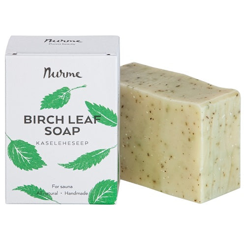 Nurme - Birch Leaf Sæbe 100 g