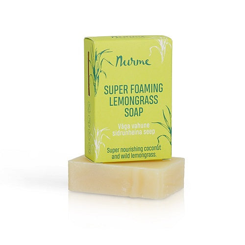 Nurme Super Foraming Lemongrass Soap 100 g